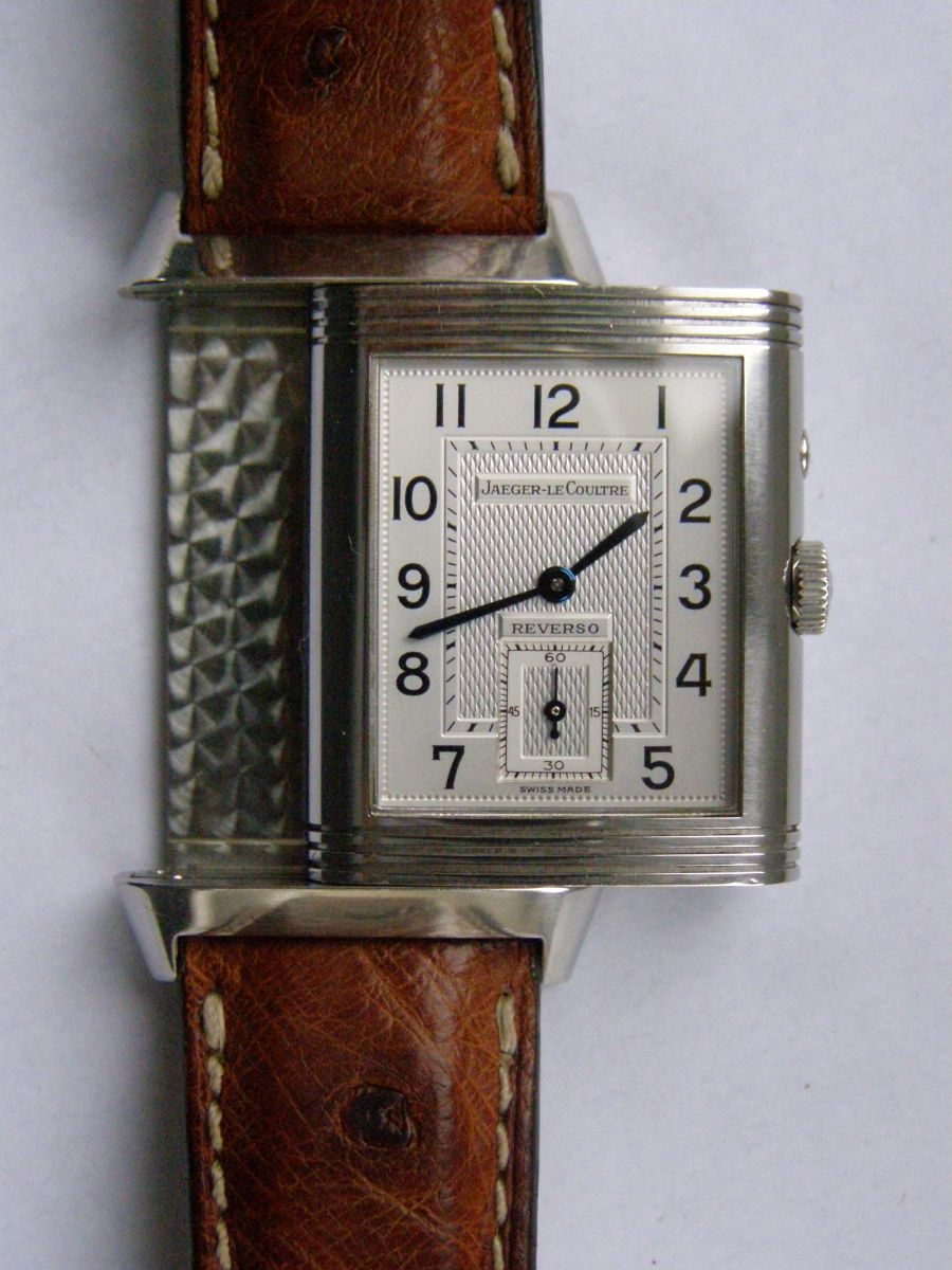 Jaege Le-Coultre Reverso  Night and Day