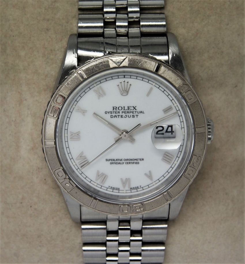 Rolex Datejust  Turnograph 16264
