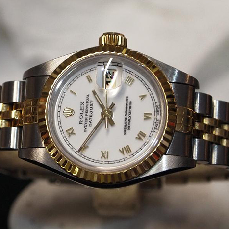 Rolex Oyster Perpetual  ladies Datejust  69173